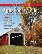 Parke County Guide 2010-2011 Issue as a PDF Download. 40 Pages, Photos & Maps (in COLOR).