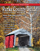 2011-2012 Parke County Guide™ Magazine — Instant PDF Download!