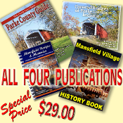 You'll save when you order this bundle of publications. This is an ideal gift for any Covered Bridge fan!