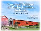 Covered Bridges of Parke County Calendar!